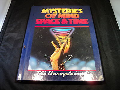 The Unexplained - Mysteries of Mind Space & Time - Hardback - Volume 14