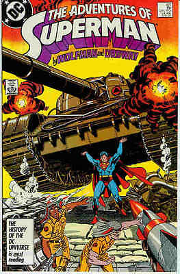 Adventures of Superman # 427 (Jerry Ordway) (USA, 1987)