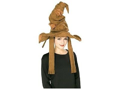 HARRY POTTER Brown Accessory Costume Sorting Hat