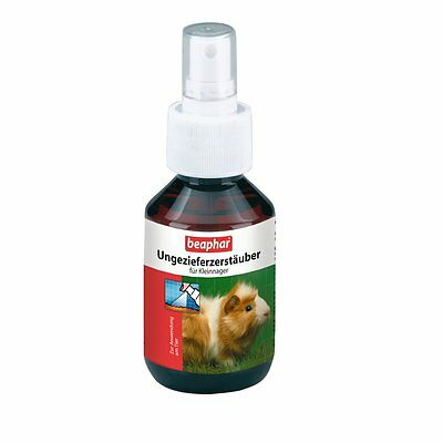 Beaphar - Pest atmoizer - 100 ml - Mites Pest Protection Fleas