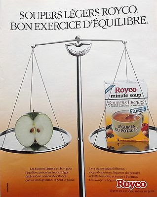 Other Breweriana Breweriana, Beer United Publicité Advertising 1991 Soupe Potage Knorr