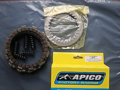 Yamaha  Yzf250  Yzf 250  Yz250F  2001-2013 Complete Clutch Kit Inc Springs