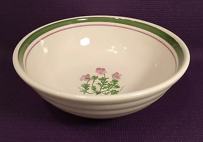 HIMARK  VIOLA CENISIA LARGE  PASTA SERVING BOWL MADE IN ITALY 10 3/4""