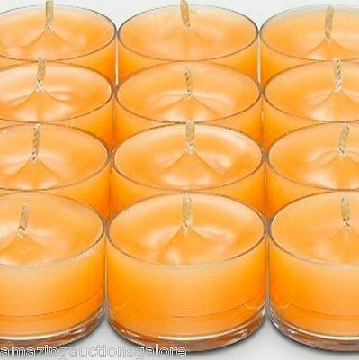 Partylite SPICE MARKET Tealight Candles - UP TO 20 BXS SHIP'G is $9.95
