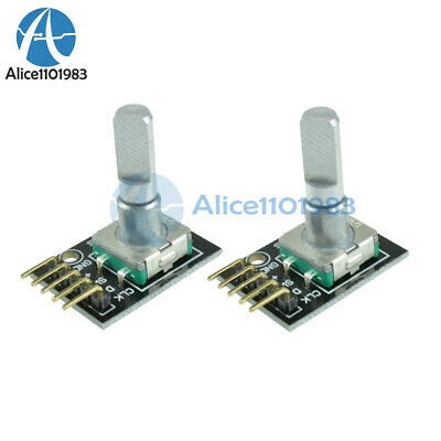 2Pcs Rotary Encoder Module Brick Sensor Development Board For Arduino