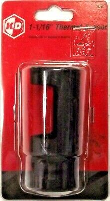 "KD Tools 3921 1- 1/16"" (27mm) 1/2"" Drive GM Thermal Sensor Switch Socket"