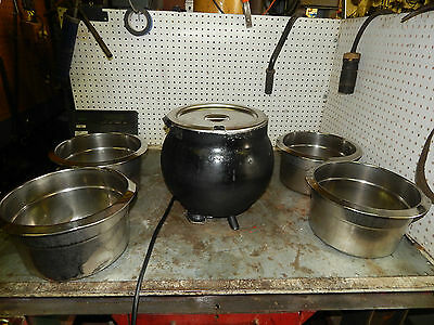 Server Products Model KS 84310 soup warmer kettle food server 7 qt quart