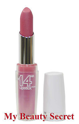 Maybelline Superstay 14Hr One-Step Lipstick - Choose From 12 Colours - New