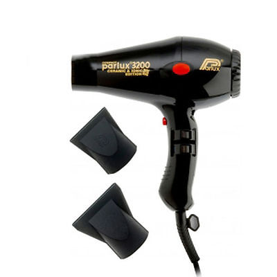 Parlux 3200 Compact CERAMIC IONIC Hair Dryer. Strong & Reliable for Styling