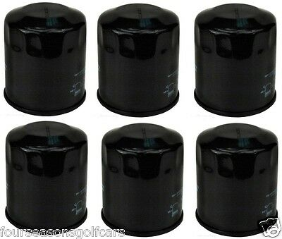 6 Ezgo Txt Rxv Golf Cart Oil Filters For  Club Car Ds  Precedent #1016467 607454