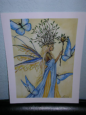 Amy Brown - Butterfly Queen - OUT OF PRINT