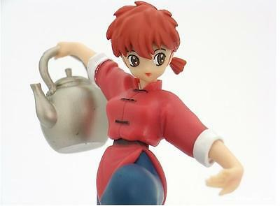 Rumiko Takahashi World Ranma 1/2 Anime Figure Sexy Girl Hot Tea Pot Ranma