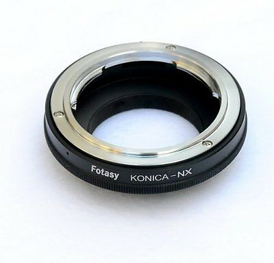 RainbowImaging Konica AR Lens to Samsung NX NX100 NX10 NX5 Camera Mount Adapter