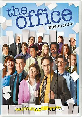 The Office TV Series Complete 9th Ninth & Final Season 9 Nine NEW 5-DISC DVD SET