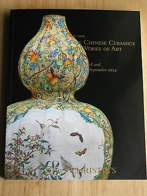 Christie's The Chinese Ceramics and Works of Art 18 19 Sep 2014