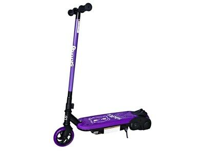 Brand New Go Skitz 0.8 Kids Electric Scooter Chain Driven E-Scooter Purple