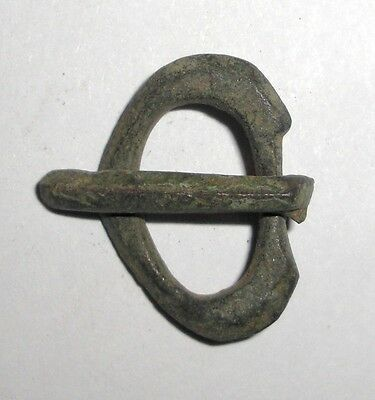 Ancient Roman Empire, 1st - 3rd c. AD. Bronze Artifact, Buckle
