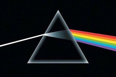 Pink Floyd Poster Dark Side of the Moon size 24x36