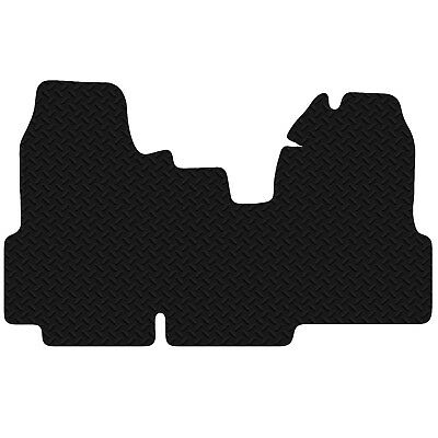 Ford Transit 2006 - 2010 Tailored Heavy Duty Rubber Car Van Floor Mat 1pc Mats