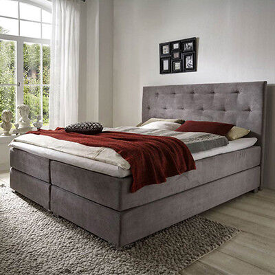 body flex boxspringbett hotelbett designerbett bett inkl motor 90x200 cm. Black Bedroom Furniture Sets. Home Design Ideas