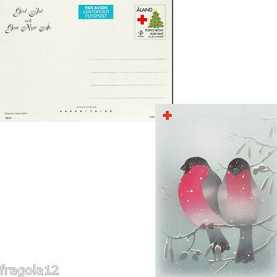 Aland 1994 - Natale - Christmas - Cartolina Postale (4) - Unused