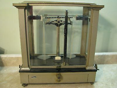 Antique FISHER SCIENTIFIC SCALE Type BB Ainsworth VTG