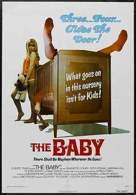Baby 1973 Poster 01 A4 10x8 Photo Print