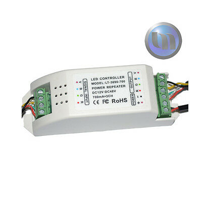 RGB LED Pool Light Signal Amplifier - Suitable for pool lights - High Quality