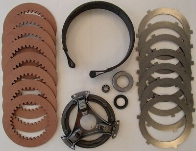 New Complete Steering Clutch Kit For John Deere Crawler / Dozer 350 & 350B