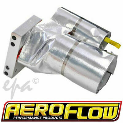 Aeroflow Aluminised Holden 6 179 186 202 Starter Motor Heat Shield Af91-6010