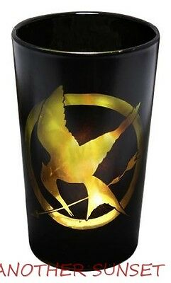Hunger Games Votive Candle Holder Mockingjay Cast Shadow Katniss Catching Fire