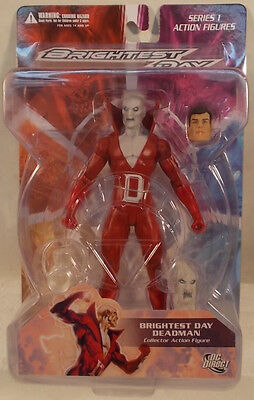 DC Direct Brightest Day Deadman With Alternate Head Series 1 (MOC ) DC Universe