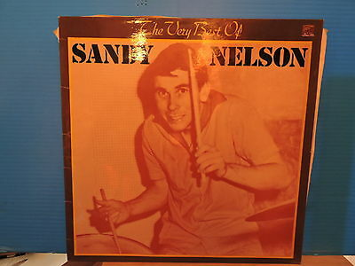 Sandy Nelson - The Very Best Of ..... ...FREE UK POST