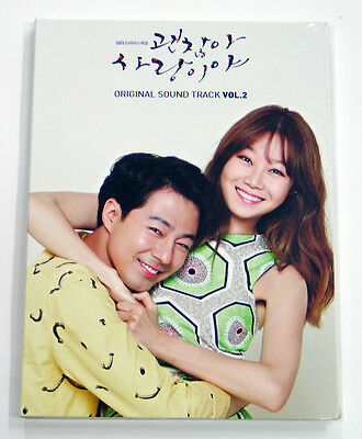 It's Okay, That's Love OST Volume 2 (SBS Drama) Orange Caramel, t (Yoon Mi Rae)