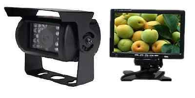 "Back up Rear View Camera Monitor 7"" for Mercedes Benz Sprinter Cargo Van Combo"