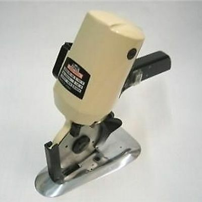 "Electric Cloth Cutter 4"" Blade Fabric Cutting Machine"