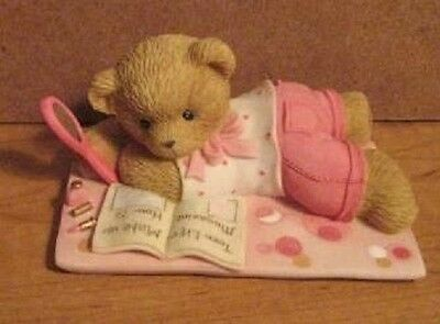 """CHERISHED TEDDY ~ YOU'RE A NATURAL BEAUTY"""""""