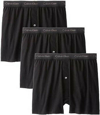 Calvin Klein Men's 3-Pack Cotton Classic Knit Boxer - NU3040