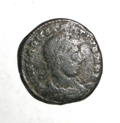 Ancient Roman Empire, 1st. - 3rd c. AD. Bronze coin