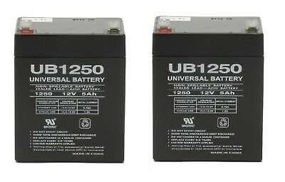 Razor E100 E125 E150 Electric Scooter battery 2 12V 5AH