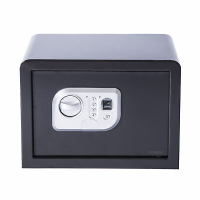 Fingerprint Safe Box Digital Electronic Biometric Security Hotel Jewelry Case
