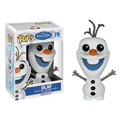 FUNKO MIB # 79 Disney Frozen OLAF Pop! Vinyl Figure