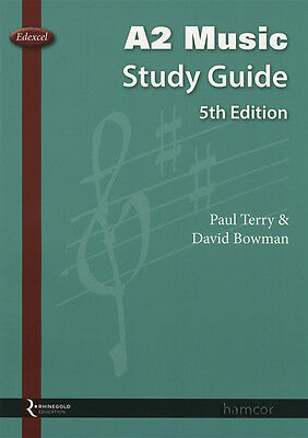 Edexel A2 Music Study Guide 5th Edition by Paul Terry & David Bowman