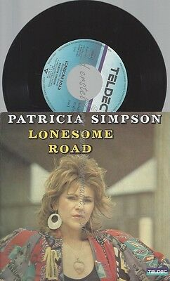 "7""Patricia Simpson--Lonesome Road"