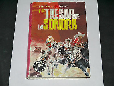 Scout COLLECTION SIGNE DE PISTE N°177 LE TRESOR DE LA SONORA illustre P. 808a21da9ee
