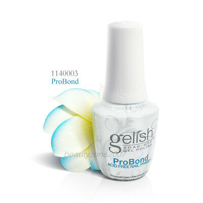Nail Harmony Gelish UV Gel 1250 Pro Bond 0.5oz Acid Free Primer
