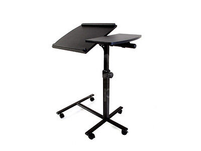 Lavolta Universal Projector Floor Stand Base Adjustable Trolley Music Table Desk