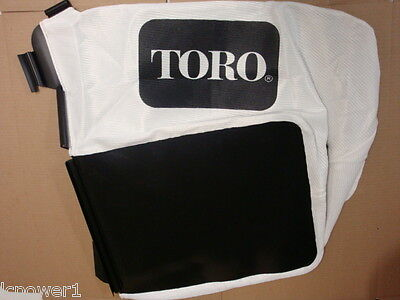 "[TOR] [108-9792] Toro 22"" Recycler Rear Grass Bag / Catcher 20064 20065 20066"