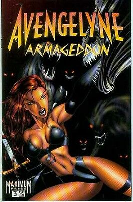 Avengelyne: Armageddon # 3 (of 3) (USA, 1997)