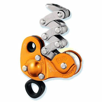 Tree Climbers Ascenders,Mechanical Prusik for Arborists by Petzl,Zigzag 2